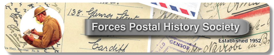 Forces Postal History Society